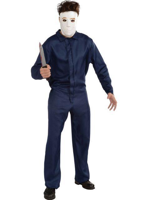 Halloween Michael Myers Costume.Halloween Adult Michael Myers Costume 39 99 Party City