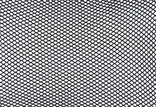 Vector Seamless Pattern Hexagon Grid Texture Black And White Hexagon Grid Hexagon Seamless Patterns