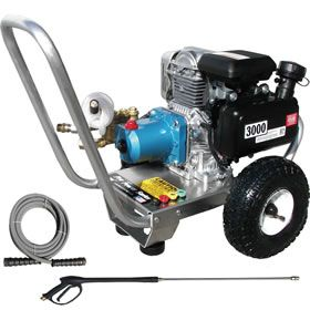 Pressure-Pro Semi-Pro 3000 PSI (Gas Cold - Water) Aluminum