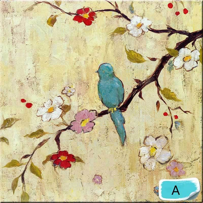 birds and flowers   Papers-Art-Draw-Journal-Paint   Pinterest ...
