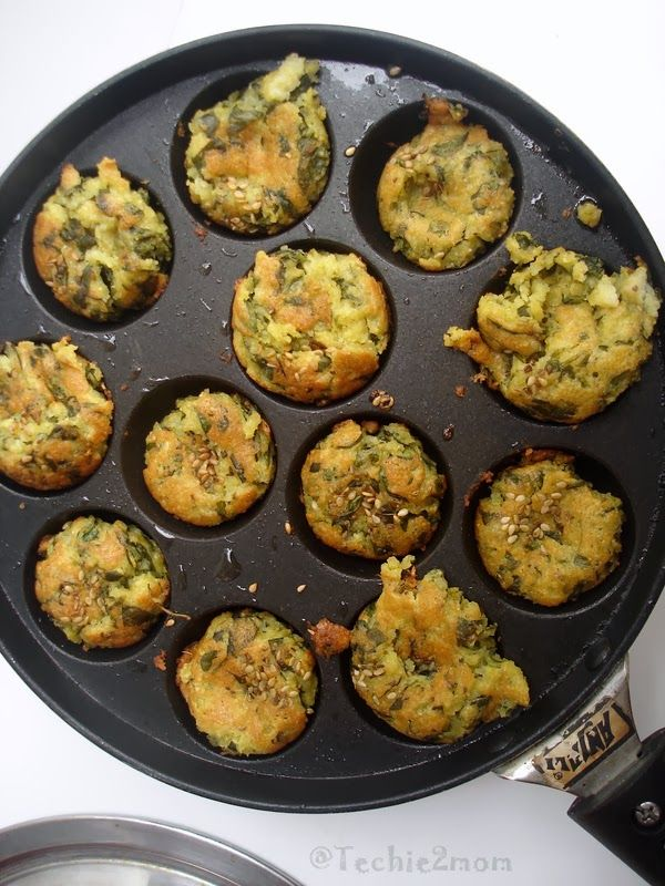 Muthiya in paniyaram pan healthy yummy low oil gujarati indian muthiya in paniyaram pan healthy yummy low oil gujarati indian food jain recipesindian forumfinder Image collections