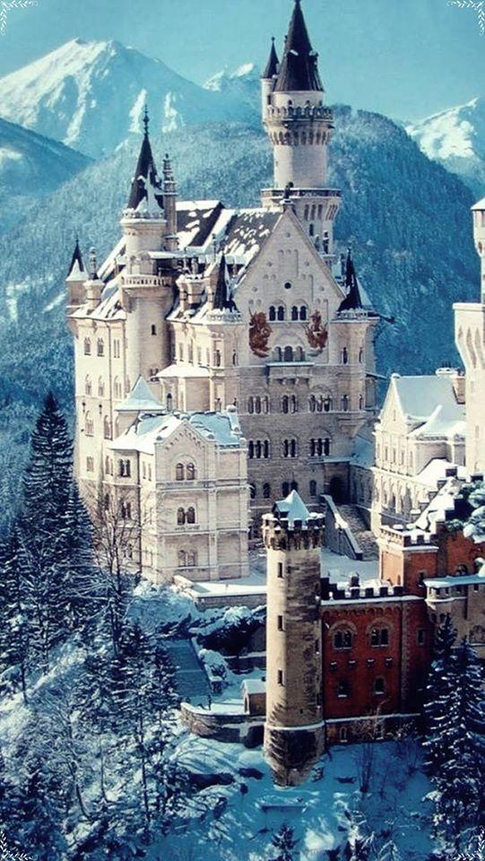 Victor Ashton Natur Facebook Schonste Orte Der Welt Neuschwanstein Schloss Neuschwanstein