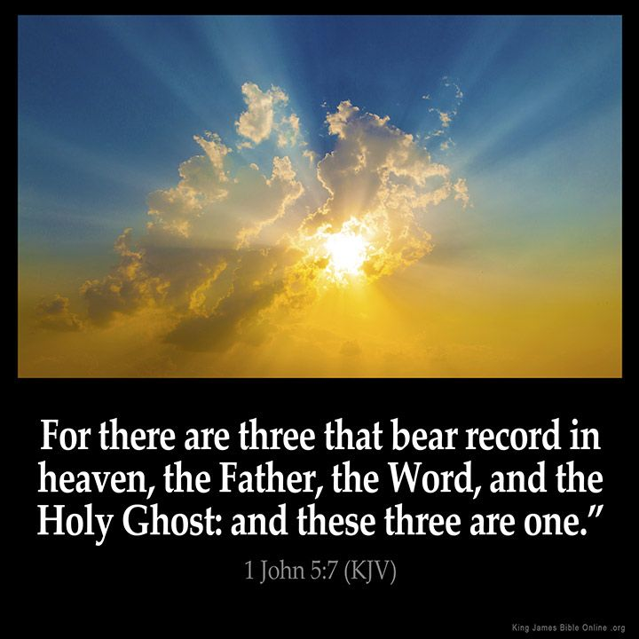 In The Beginning Was The Word Kjv