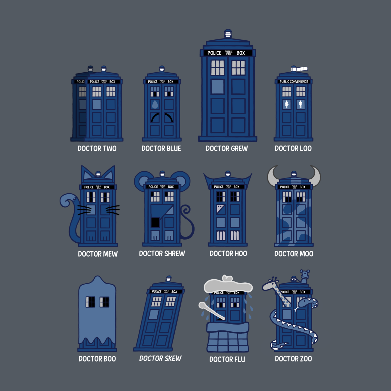 Alternative Practitioners by chayground   Doctor who art