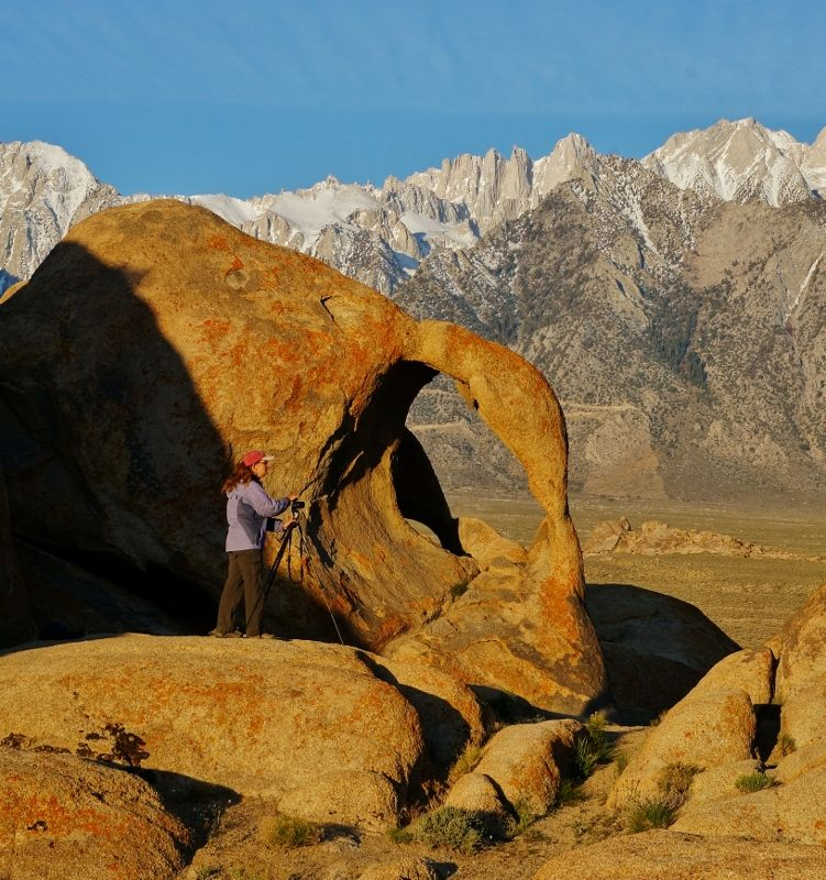 Boondocking At Alabama Hills Blm Visited In The Rv