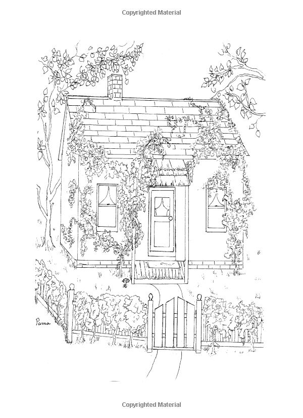Another Grown-Up's Coloring Book: Gladys Scanlon ...