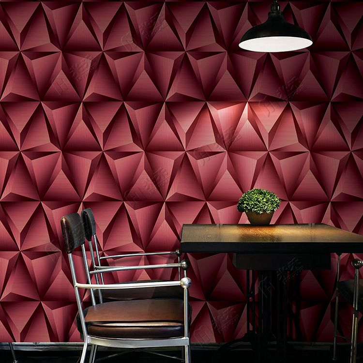 Modern Fashion Pvc Waterproof 3d Wallpaper For Home Decoration 3d