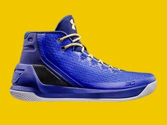 Mall Walkers' Online critics find new Curry themed shoe too plain