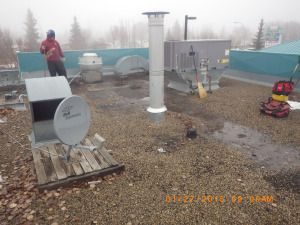 Commercial Flat Roof Tar And Gravel Flat Roof Repair Edmonton Roof Repair Flat Roof Repair Commercial Flat Roof