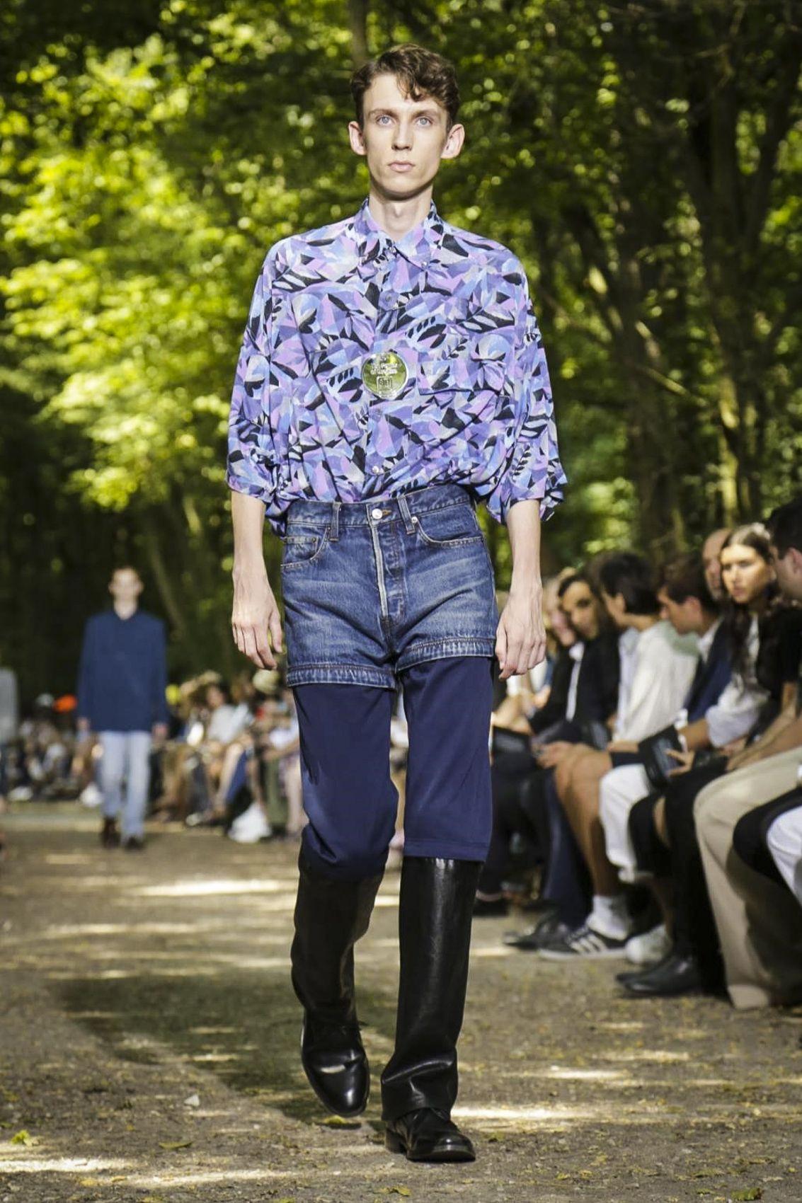 ec34334877534 Balenciaga Menswear Spring Summer 2018 Paris