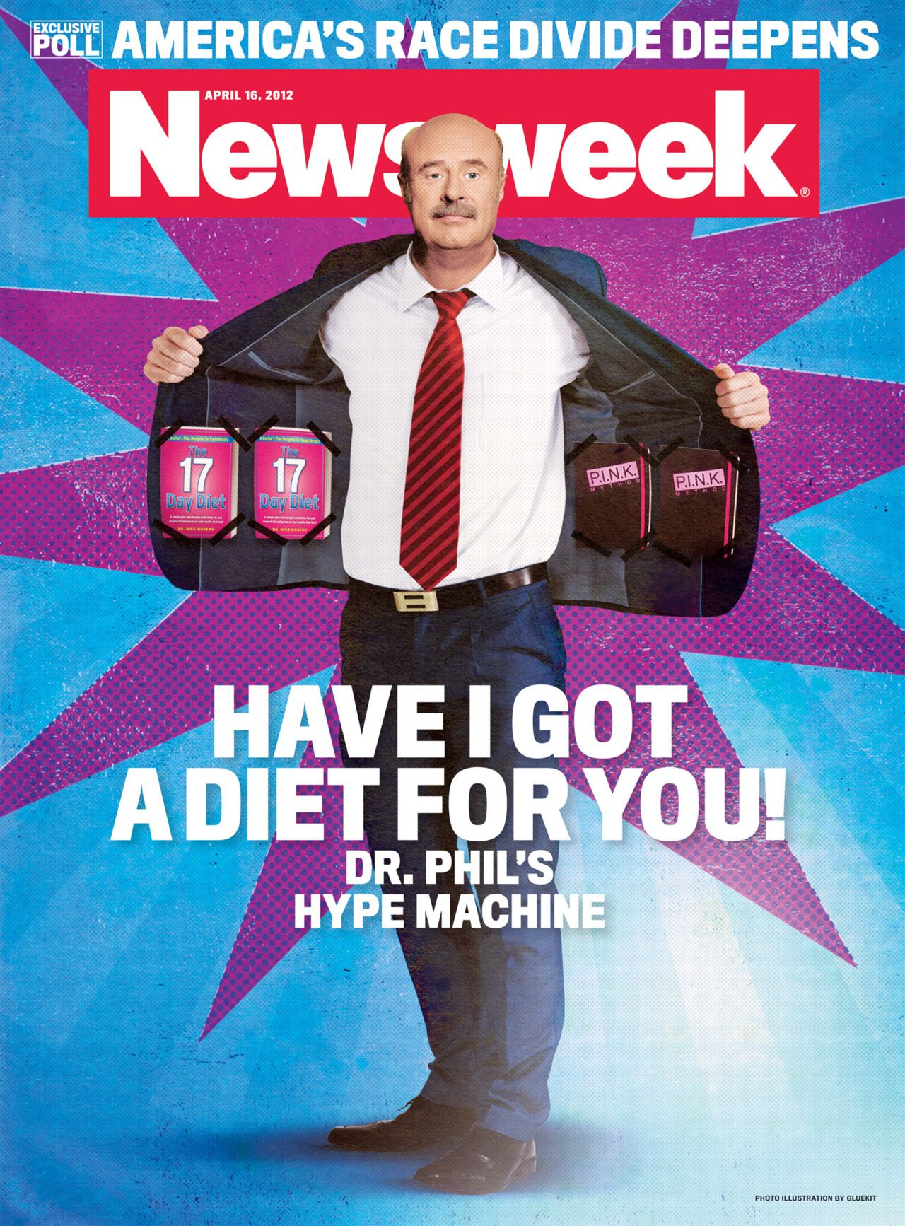 """Check out this week's Newsweek to view Dr. Phil-approved, """"The 17 Day Diet""""!"""