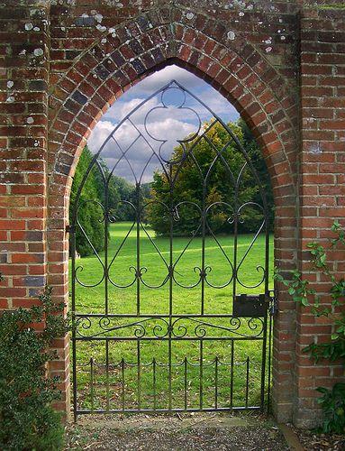 Walled Garden 11 Oct 2008_16, via Flickr.
