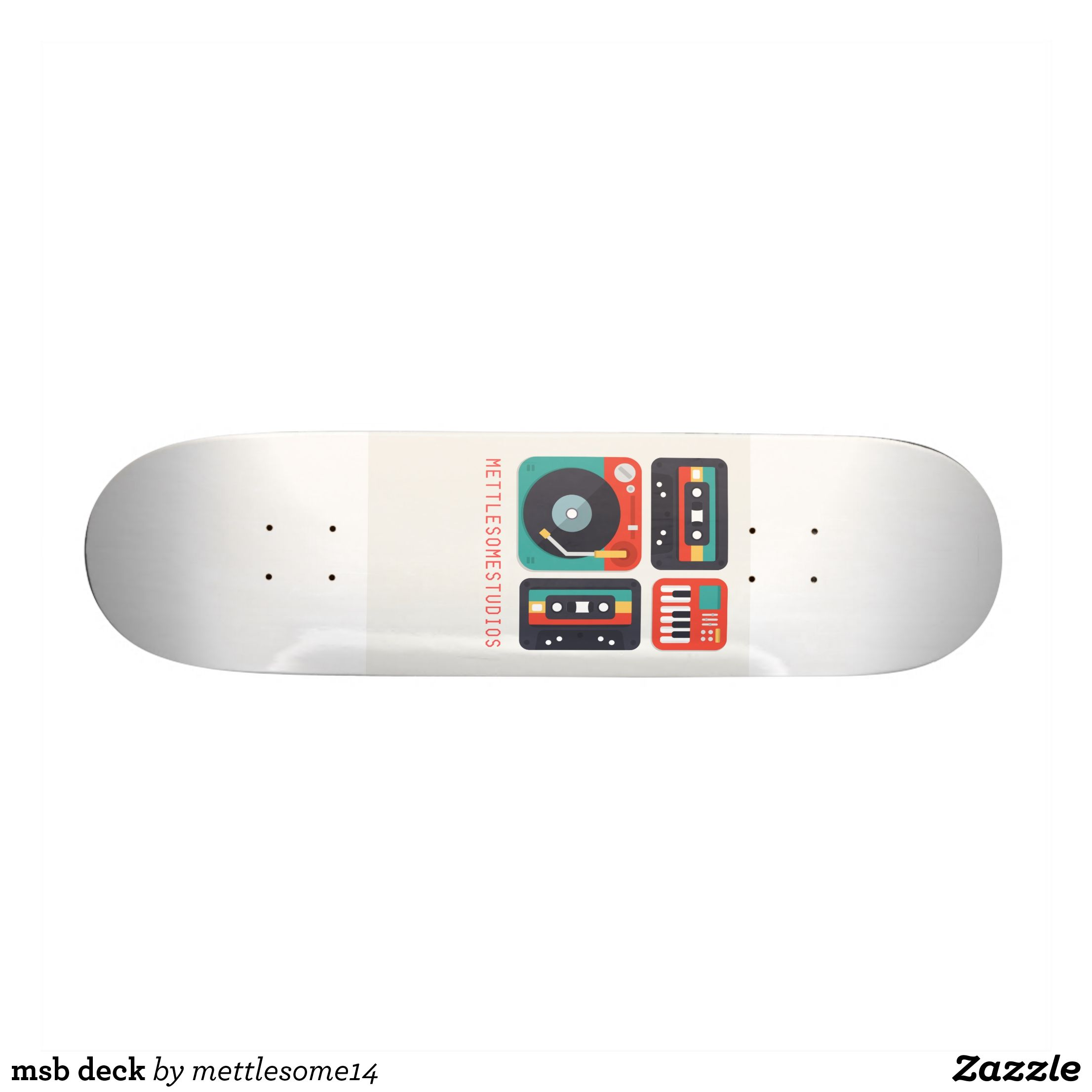 0e97e16bf5e msb deck - Supreme Hard-Rock Maple Deck Custom Boards By Talented Fashion &  Graphic Designers - #skating #skater #skateboarding #shopping #bargain  #sale ...