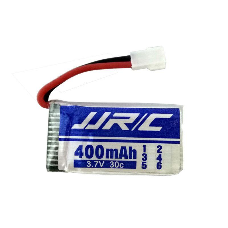 Di alta qualità li-polymer batteria 1 pz h31 jjrc rc quadcopter drone ricambi 3.7 v 400 mah lipo batteria di trasporto dorp