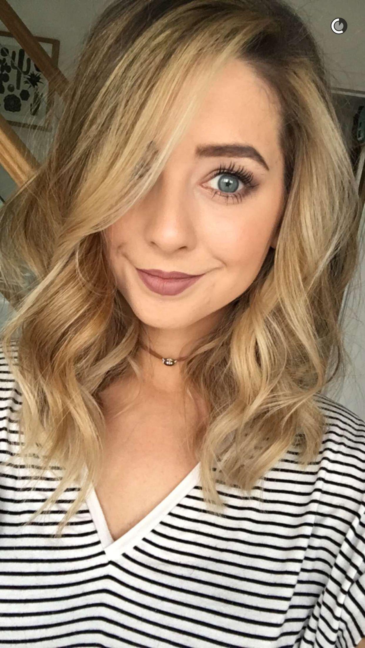 Zoella. UK youtuber. Summer bronze nude makeup. | Makeup ...