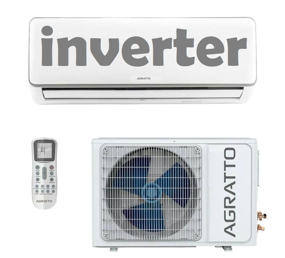 Ar Condicionado Split Hw Inverter Agratto Neo 9 000 Btus So Frio