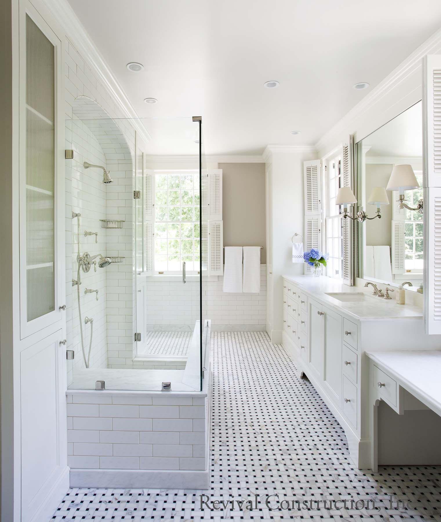 Master bath-Revival Construction, Inc. and Norman Davenport Askins ...