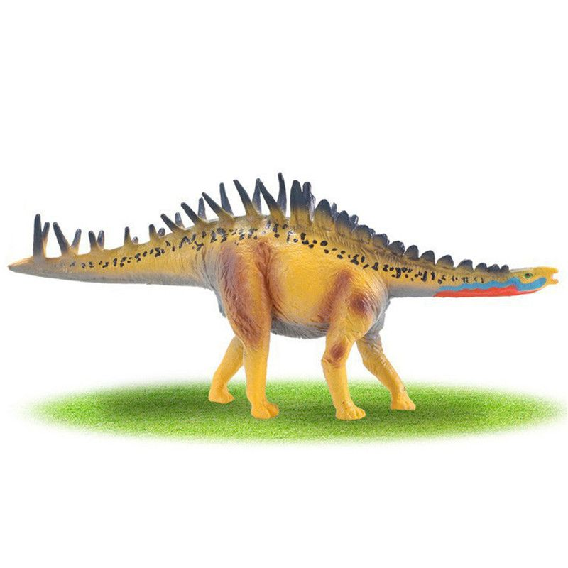 Toys & Hobbies Jurassic World Park Styracosaurus Stegosaurus Saichania Dinosaur Plastic Toy Model Childrens Gift
