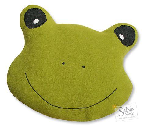 Nähanleitung Froschkissen (kostenloser download) | Nähen | Pinterest ...