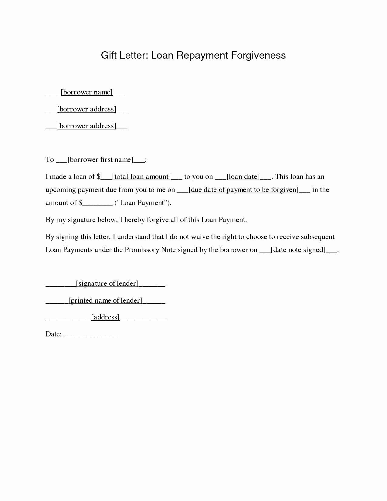 Personal Loan Letter Format Elegant Personal Loan Repayment Letter Template Examples In 2020 Letter Templates Personal Loans Donation Letter Template
