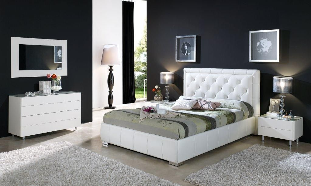 Modern Contemporary Bedroom Italian Sets Stylish Luxury Master Suits 5759