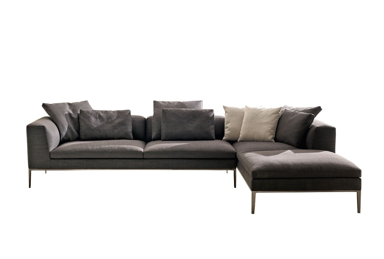 Divano B&b Charles A Sectional That S Not Complete Shit Sofa Michel Collection