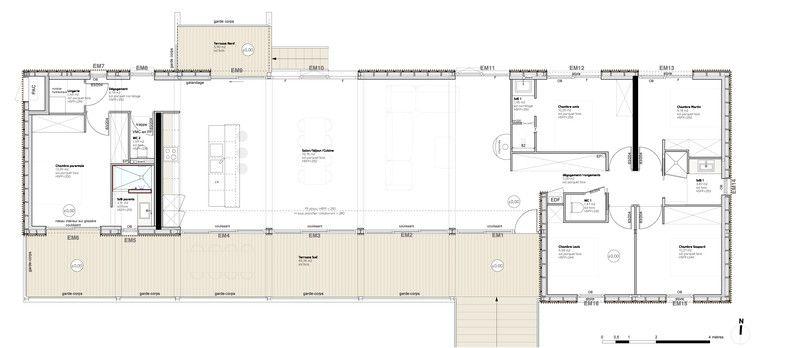 Construction Du0027une Maison Individuelle à Capbreton