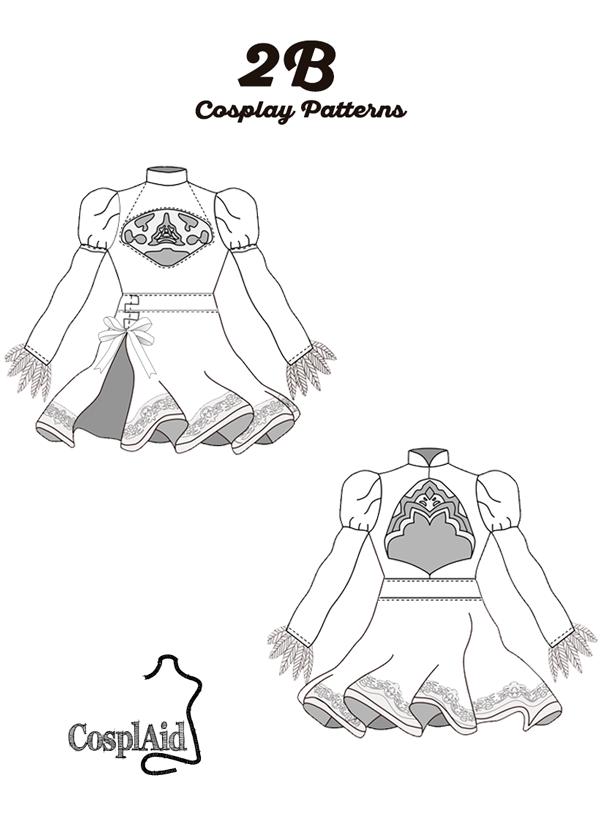 2b   Patrones para Cosplay / Cosplay Patterns   Pinterest