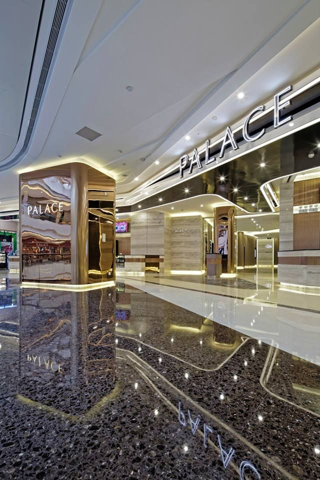 Cinema Interior Design For Palace Cinemas At Sincere Plaza