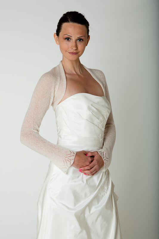 Lace Bolero Jacke für ihr Brautkleid aus Kaschmir 145 € | Klamotten ...