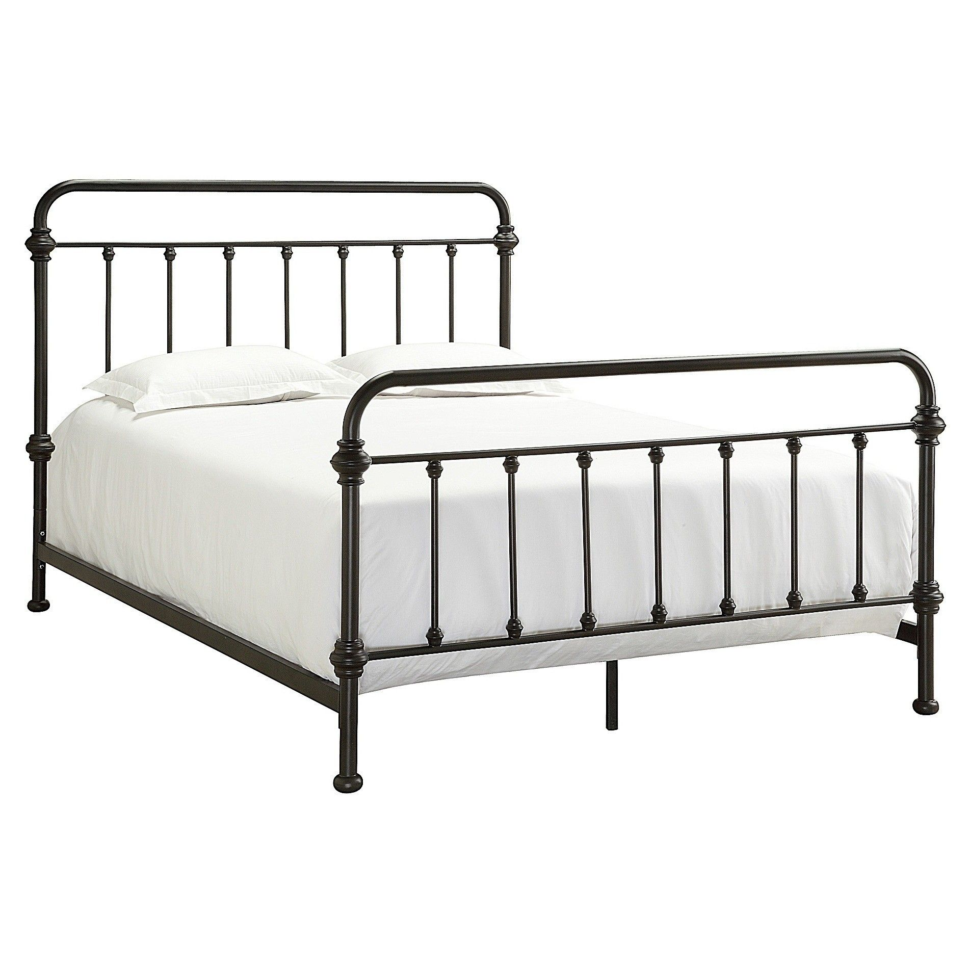 Design An Elegant Bedroom In 5 Easy Steps: Create A Dreamy Bedroom With The Bralton Metal Bed In