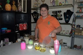 The Candle Hut Melbourne Niddrie - natural soy candles