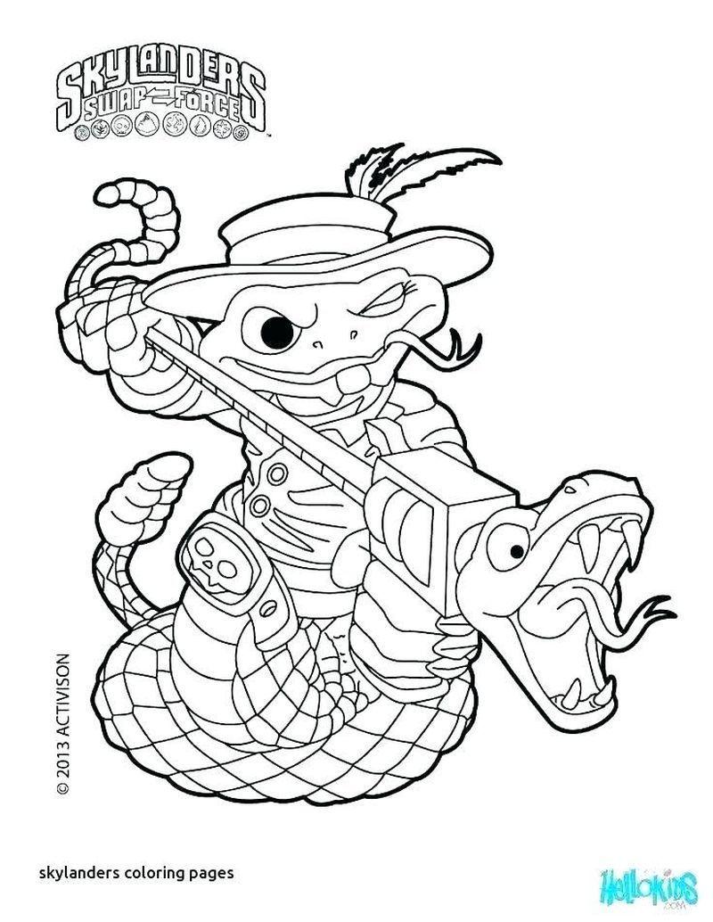 Skylanders Gill Grunt Coloring Pages Di 2020 Halaman Mewarnai Buku Mewarnai