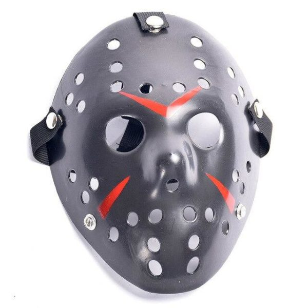 Horror Movie Hockey Halloween Mask Party Masks Great Funny Masks Festival Cosplay Costume Supplies Masquerade Mascaras Disfraces Funny Mask Scary Clown Mask Scary Mask