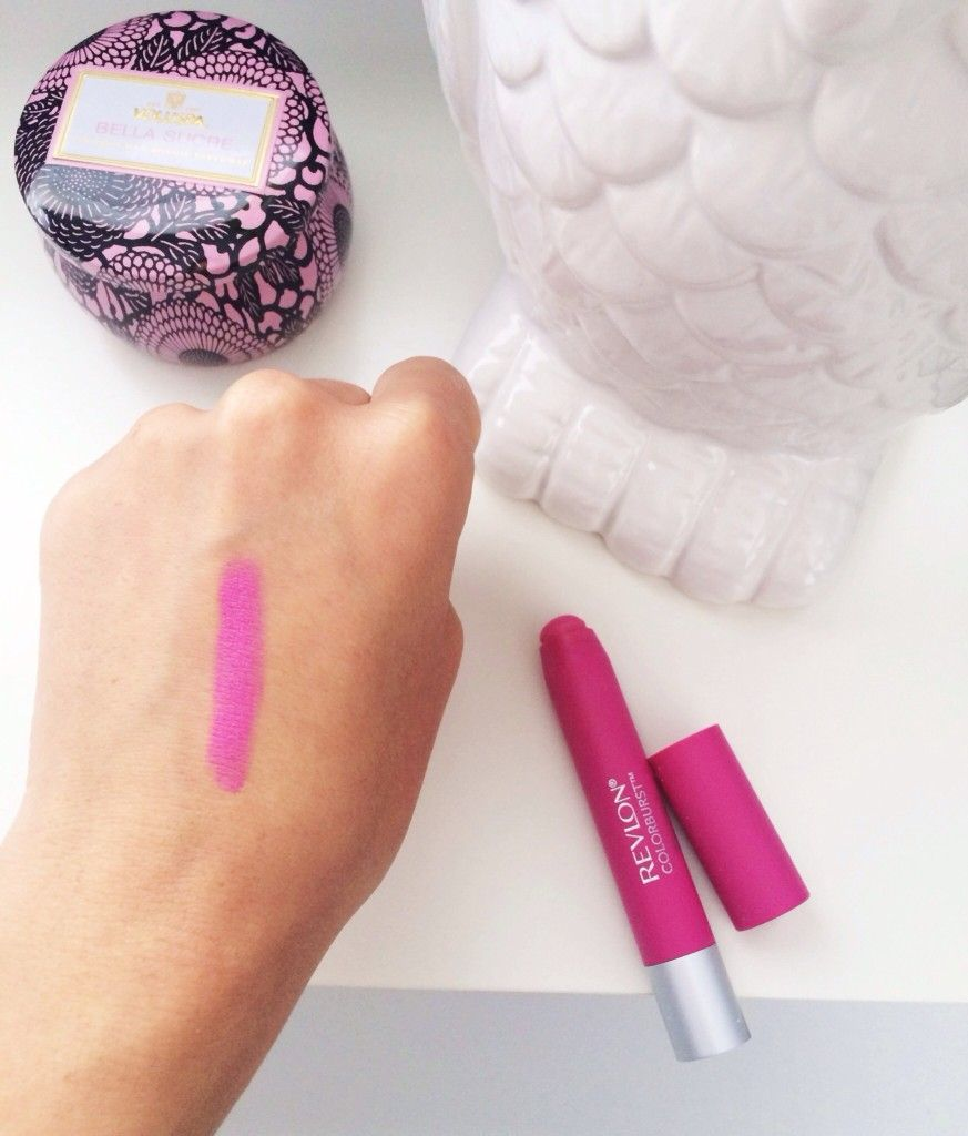 Come See Our Thoughts On The Revlon Colorburst Matte Balm In Showy 220 Flamboyante