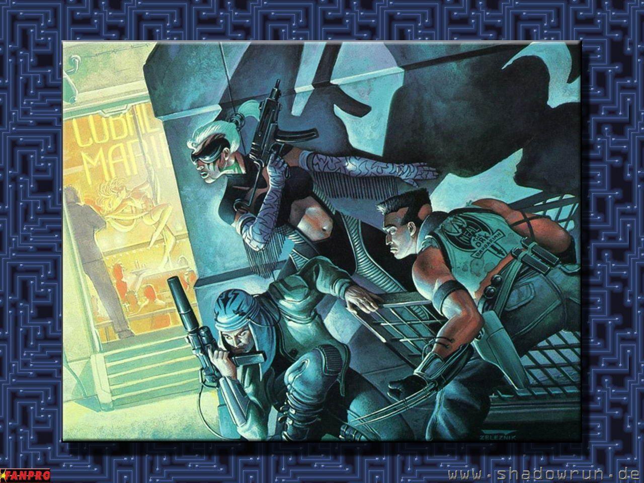 Shadowrun Wallpaper Gallery Shadowrun Scifi Fantasy Art Shadowrun Rpg