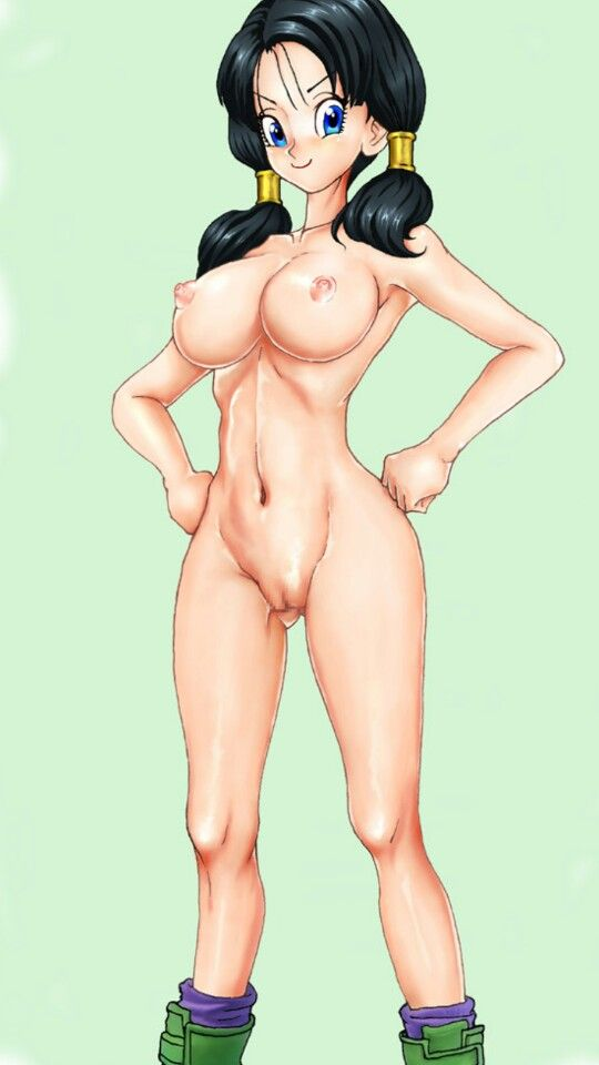 Dragon Ball Naked Girls
