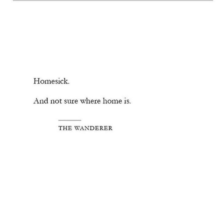 Homesick Written By Akif Kichloo It S Official