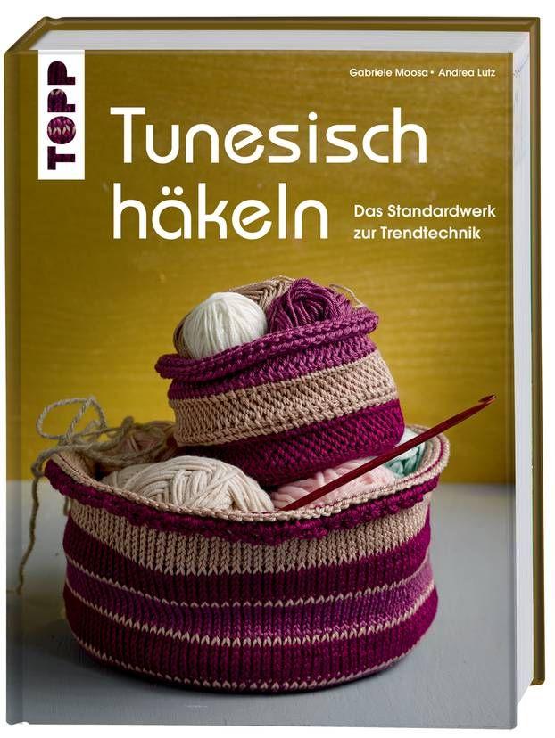 Tunesisch Häkeln So Funktioniert Die Trendtechnik Kreta