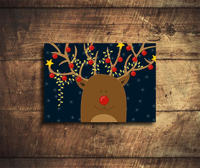 40 Beautiful Christmas Cards Guaranteed to Make You Smile