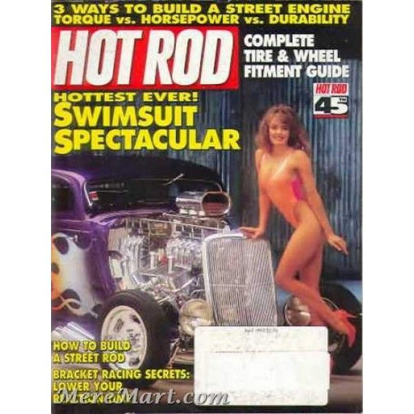 Hot rods porn magazine, sexy naked woman fingering