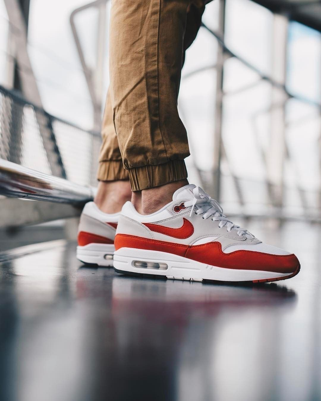 00e5a3af0fac3d ... free shipping nike air max 1 x anniversary og red souloneryounger 10a82  1fda2