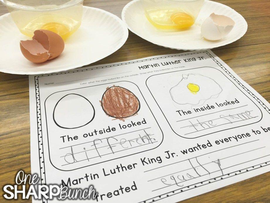 FREE Martin Luther King Jr. Printable | Pinterest | Kind