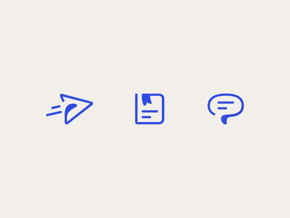 Intercom Product Icons Icon Communication Icon Icon Design