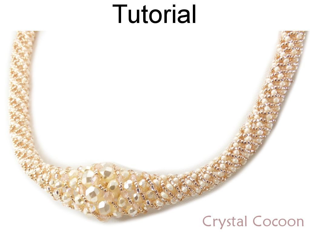 Beading tutorial pattern necklace russian spiral stitch cats beading tutorial pattern necklace russian spiral stitch baditri Image collections