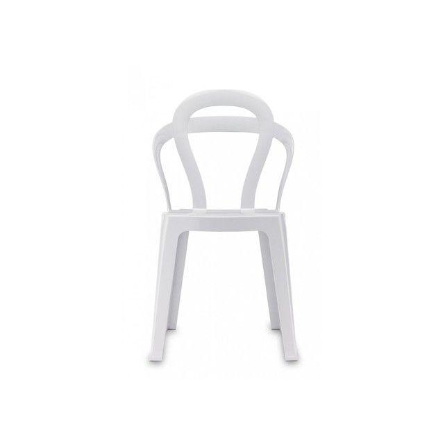 Chaise design - TITI - vendu à l\u0027unité - deco - Hauteur Table Salle A Manger