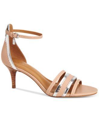591905ee7 COACH Coach Maxine Two-Piece Sandals.  coach  shoes   all women ...