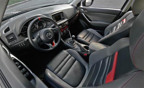 Into The Cabin, 2015 Mazda CX 5 Interior Design Of The CX 5