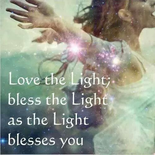 Image result for light and love beautiful artwork quotes