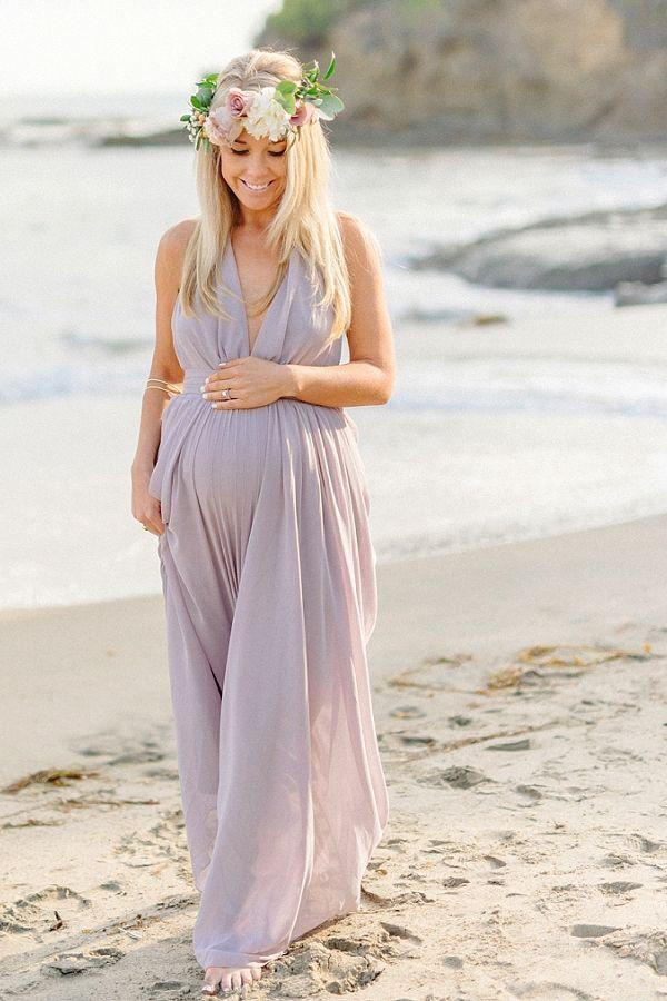 Summer Maternity Shoot Ideas Boho Maternity Photoshoot